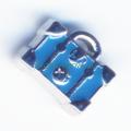 Купить шарм My origami Owl синий чемодан