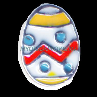 Шарм пасхальное яйцо My Origami Owl