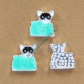 Кот в сумке, шарм Origami Owl