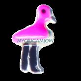 Купить шарм розовый фламигно My Origami Owl