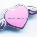 Купить шарм на крыльях любви Оригами Оул collection
