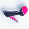 Купить шарм туфля на каблуке Оригами Оул