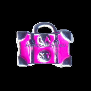 Розовая сумка My Origami Owl