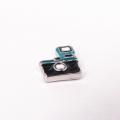 Шарм в медальон Оригами Оул — фотоаппарат