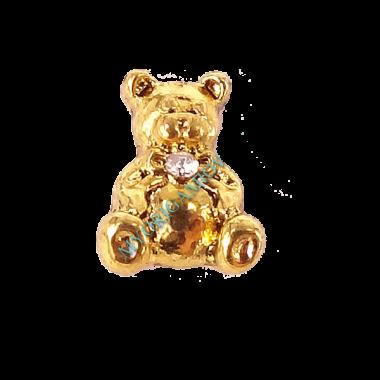Шарм Золотой мишка