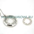 Купить тарелку Svarovski кристаллы для Origami Owl