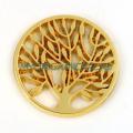 Тарелка My Origami Owl золотое дерево