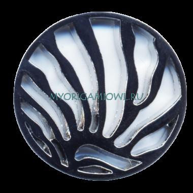 Купить тарелку «Зебра» для Origami Owl