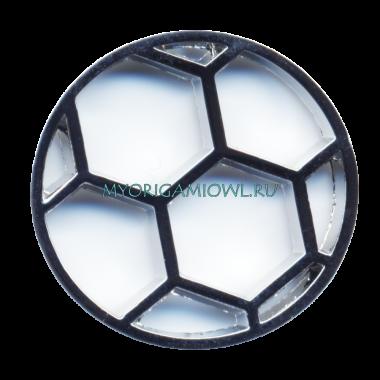 Футбольный мяч Тарелка для My Origami owl